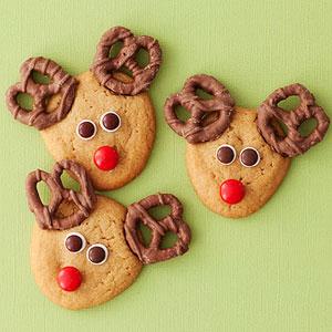 cookie reindeer