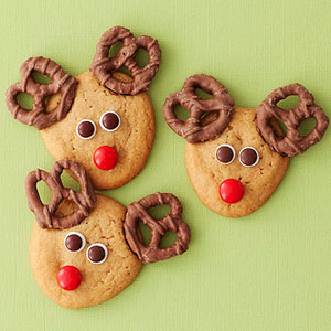 cookie reindeer