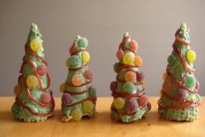 edible xmas trees